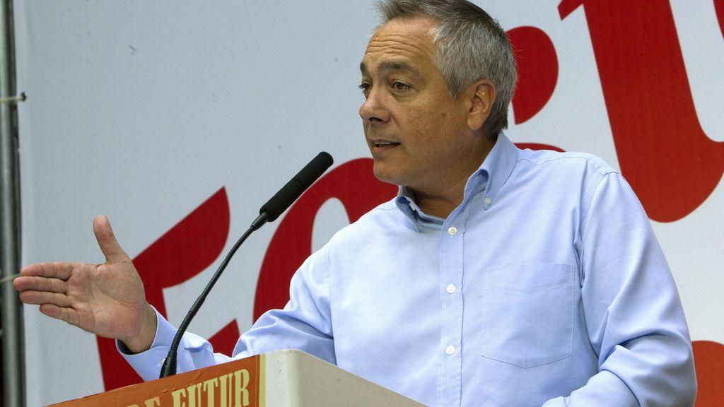 Pere Navarro, PSC. Foto: EFE