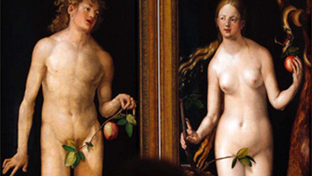 Adán y Eva de regreso al paraíso