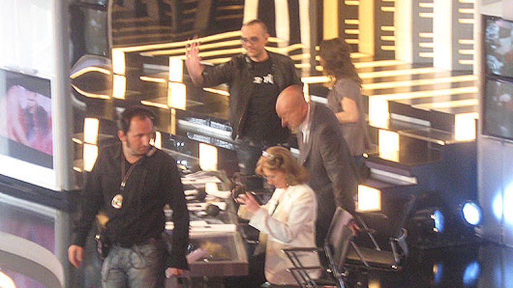 Telecinco.es en la Gala de 'OT'