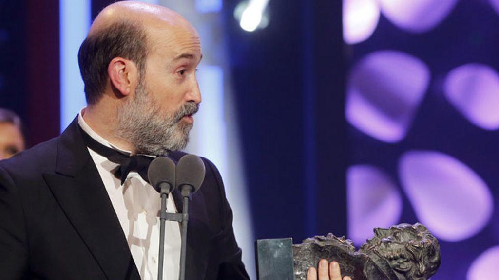 Javier Cámara, Mejor Actor de Reparto