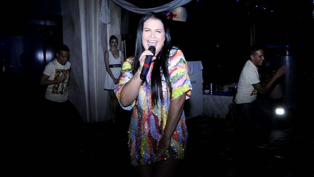 """Katia Aveiro se ha lanzado con """"Boom sem parar"""" al mercado internacional"""