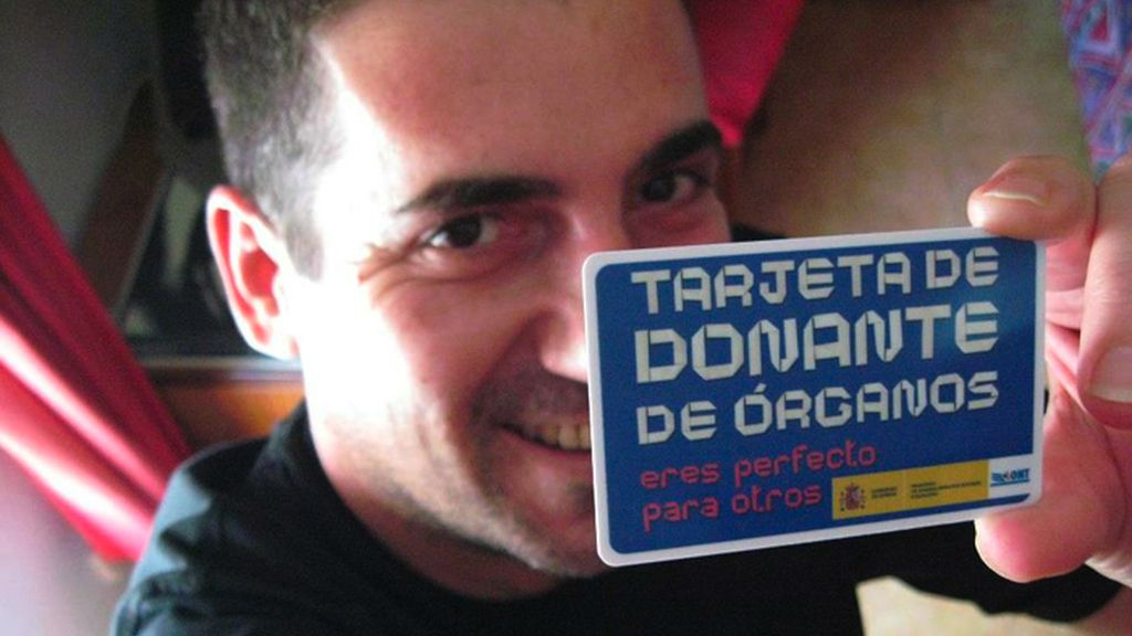 La tarjeta de Dany López