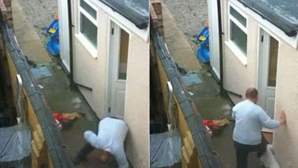 Detenido por maltratar a su perro en Grimsby, al noreste de Lincolnshire en Reino Unido