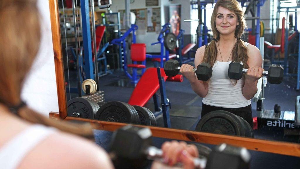 La adolescente más fuerte de todo Reino Unido