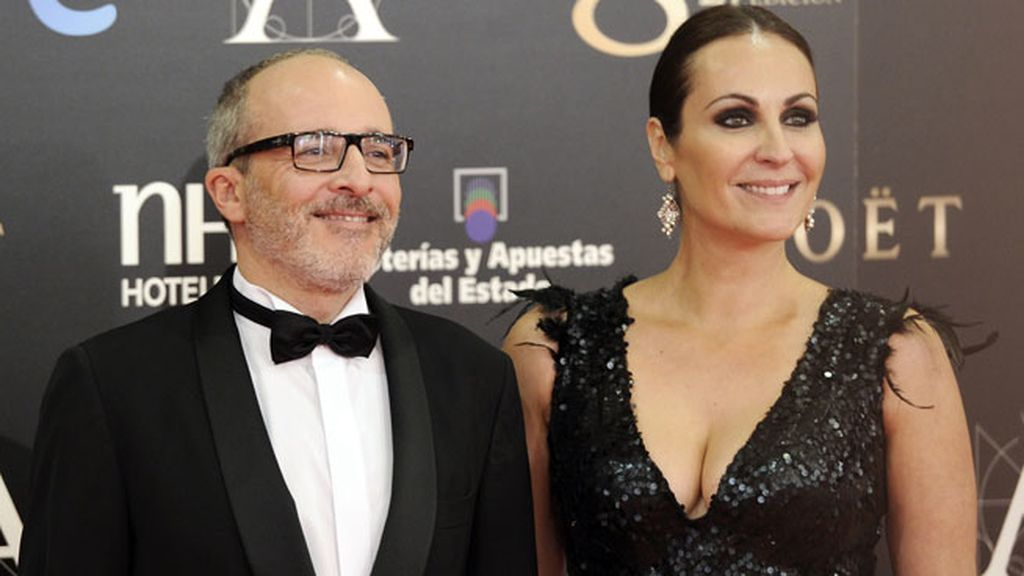 Ana Milán y su nueva pareja, Fernando Guillén Cuervo
