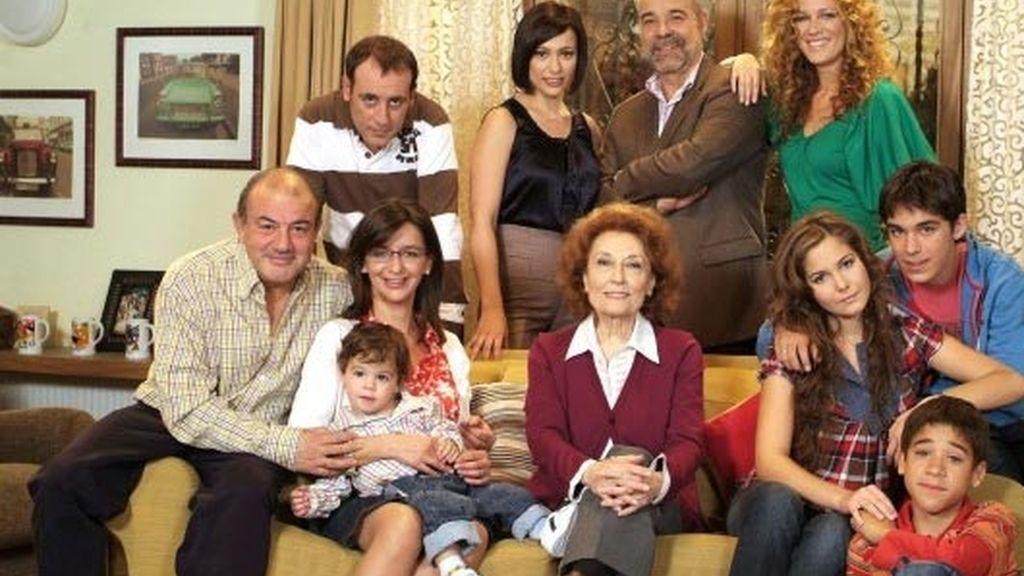 La familia sin Lucía
