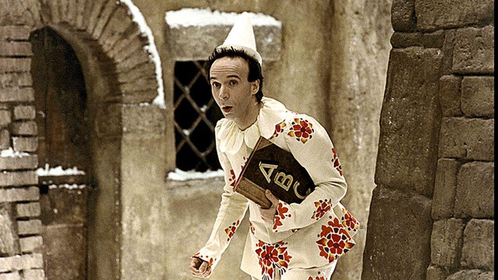 Pinoccio según Roberto Benigni