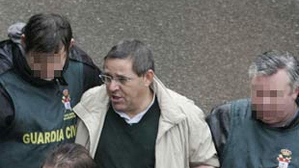 El empresario José María Solís, propietario de la empresa constructora Cavas, amenazaba con quemar el ayuntamiento de Loeches. Vídeo: Informativos Telecinco.