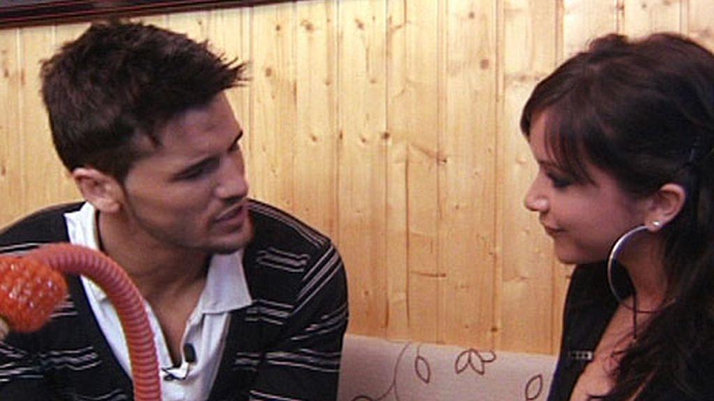 Oliver y Estíbaliz (26/04/10)