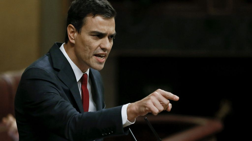 """Pedro Sánchez: """"Sus presupuestos consolidan la desigualdad"""""""