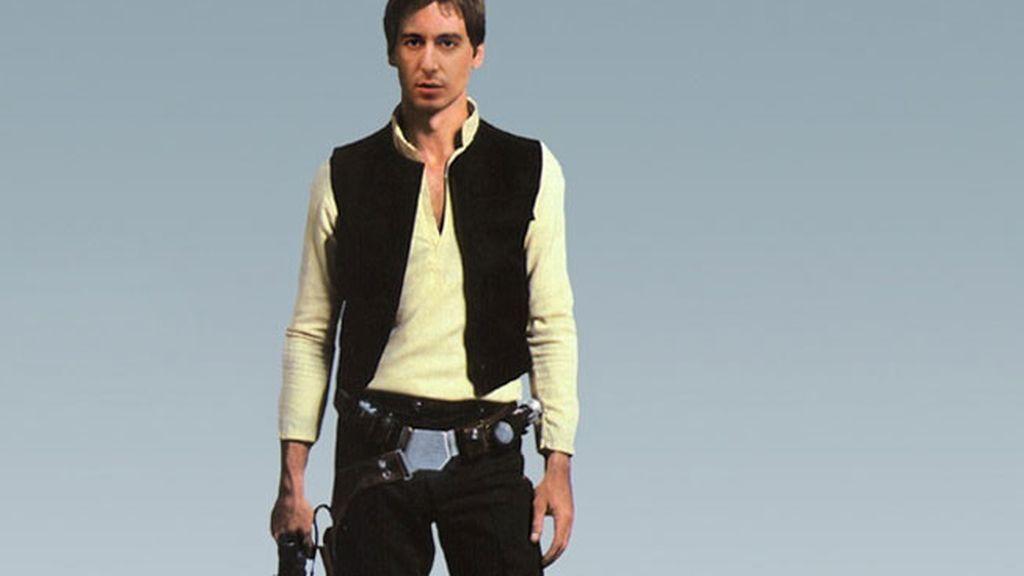 Al Pacino, la otra versión de Han Solo