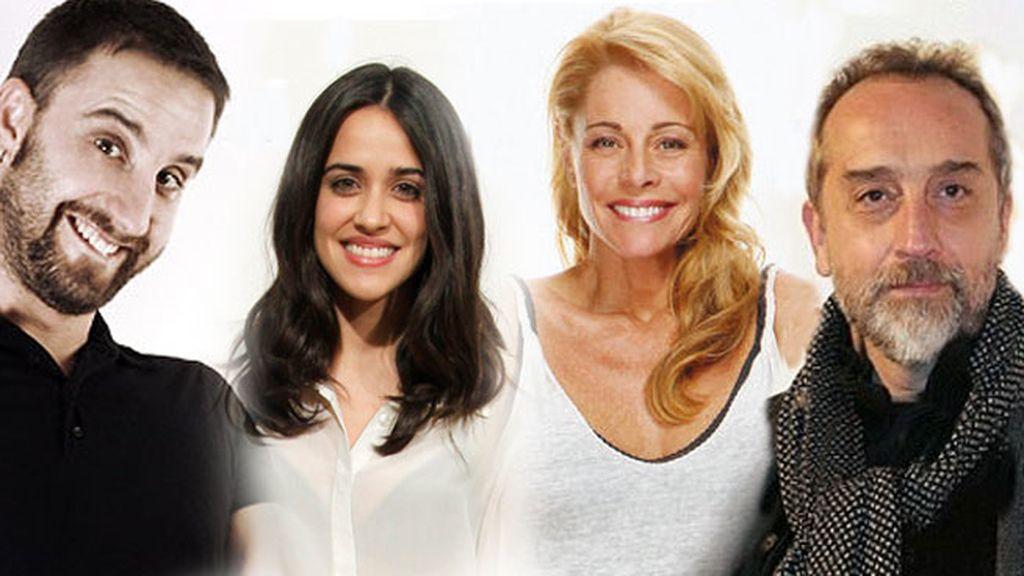 Belén Rueda, Gonzalo de Castro, Macarena García y Dani Rovira encabezan el reparto de  'B&B, de boca en boca'