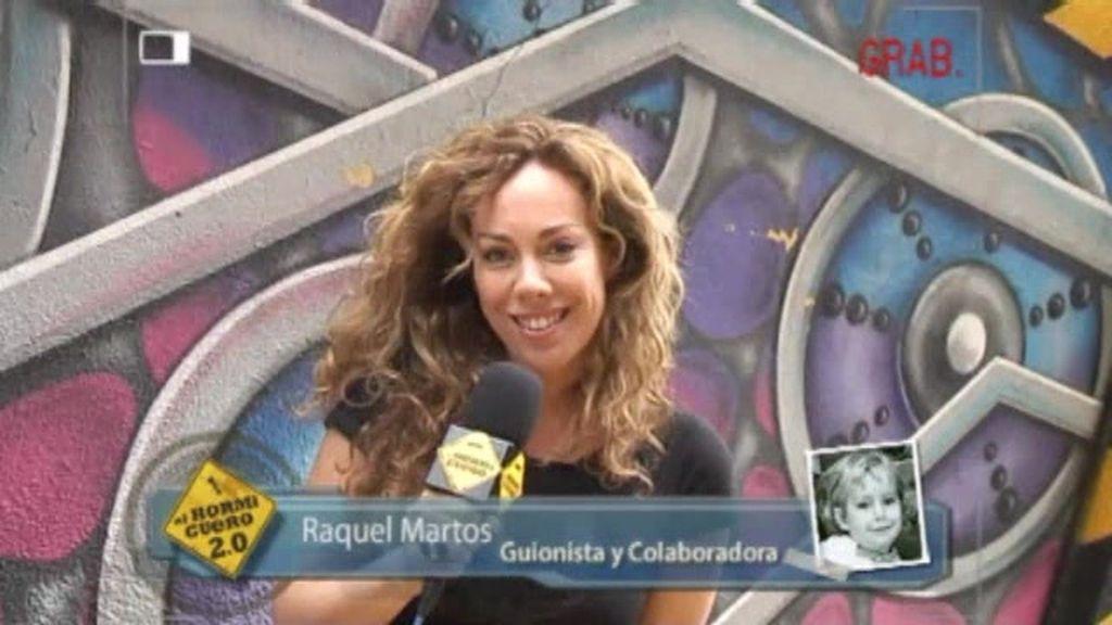 EXCLUSIVA: Retrato personal de Raquel Martos