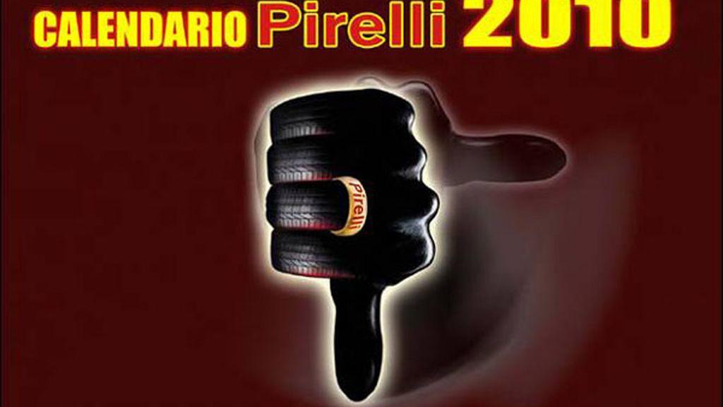El otro calendario Pirelli