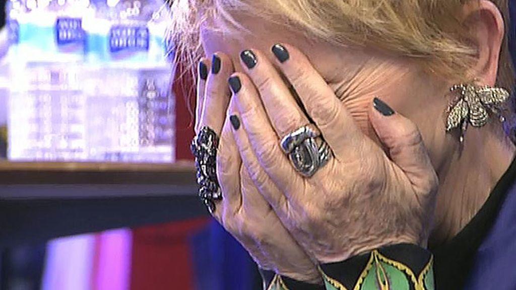 'Sálvame' recreaba las presuntas citas de su ex en un bar
