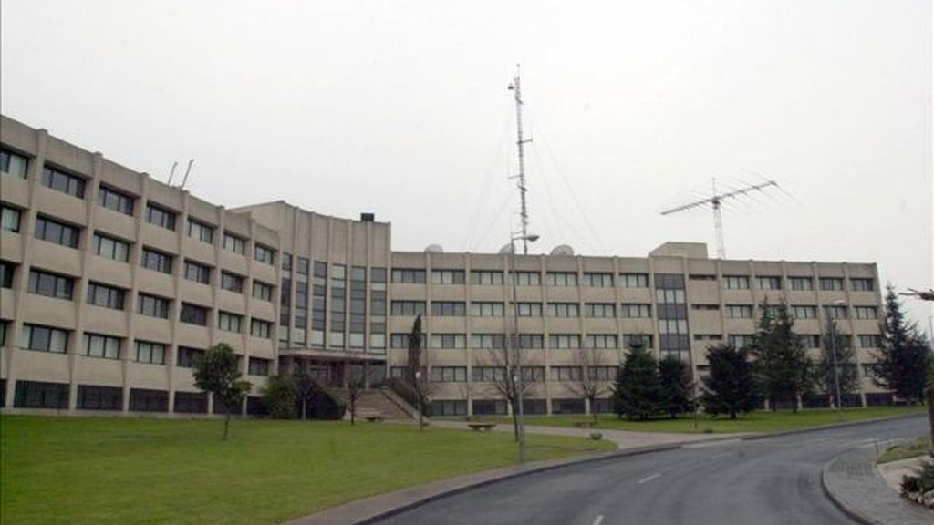 Vista general del edificio del Centro Nacional de Inteligencia (CNI)