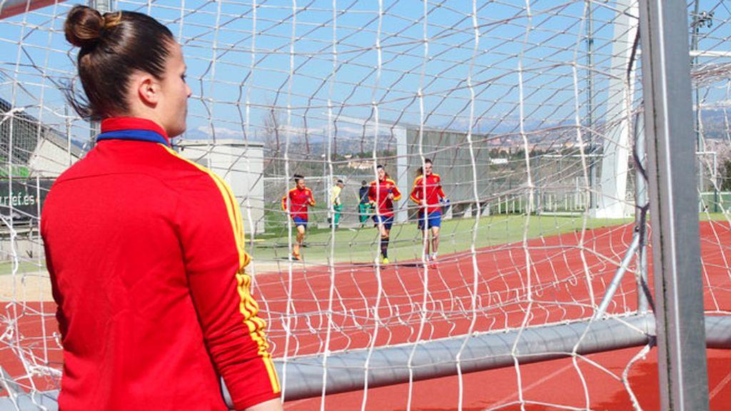 Las chicas de la Roja, en fotos