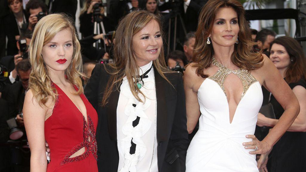 Ls estrellas ya pisan la alfombra roja de Cannes