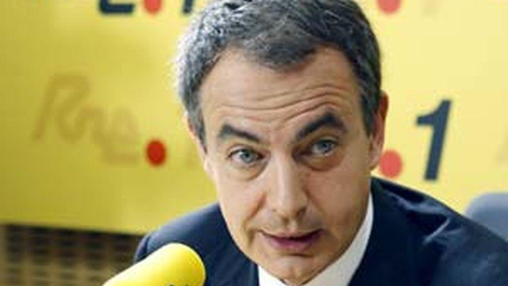 Las declaraciones de José Luis Rodríguez Zapatero. Video: Atlas