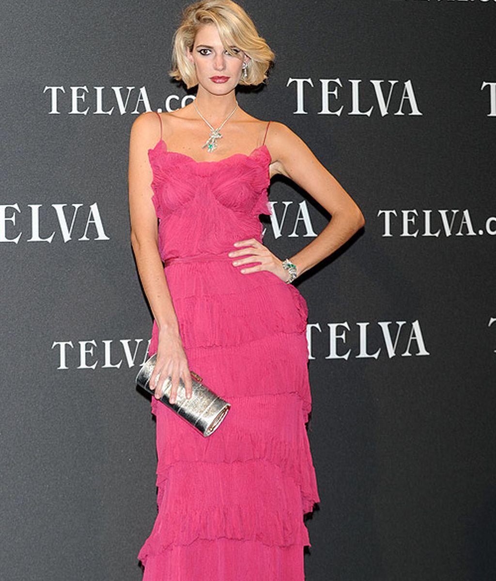 Glamour superlativo en los premios Telva
