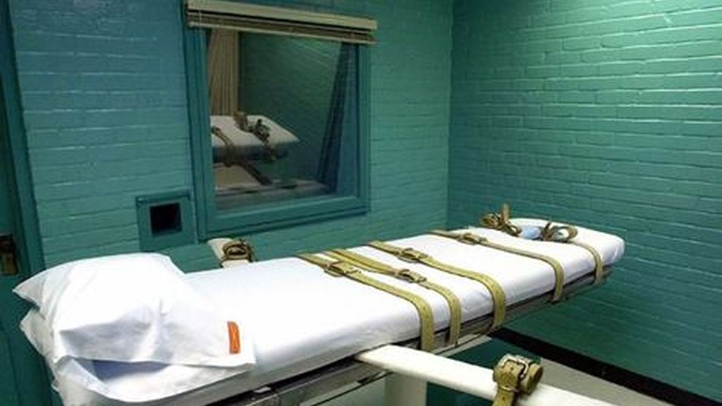 corredor de la muerte, condenados a muerte
