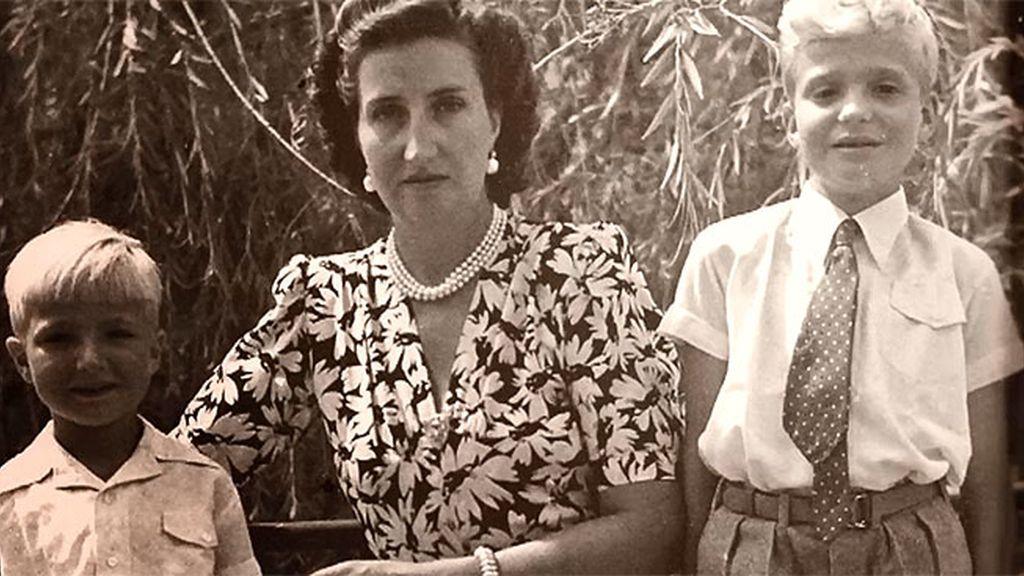 Su infancia y adolescencia en Estoril y Las Jarillas