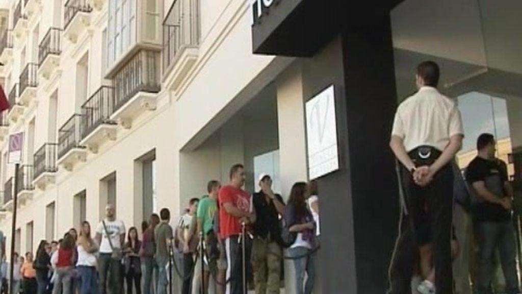 Feria de empleo en Málaga