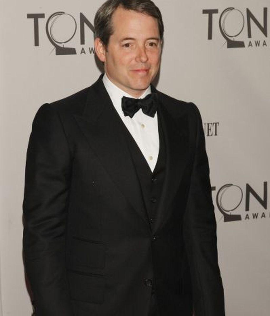 Matthew Broderick, marido de Sarah Jessica Parker