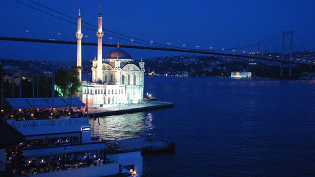 Puente del Bísforo, Estambul