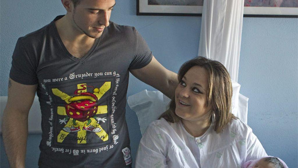 Nace Estrella, el segundo 'bebé medicamento' en España para salvar a su hermano