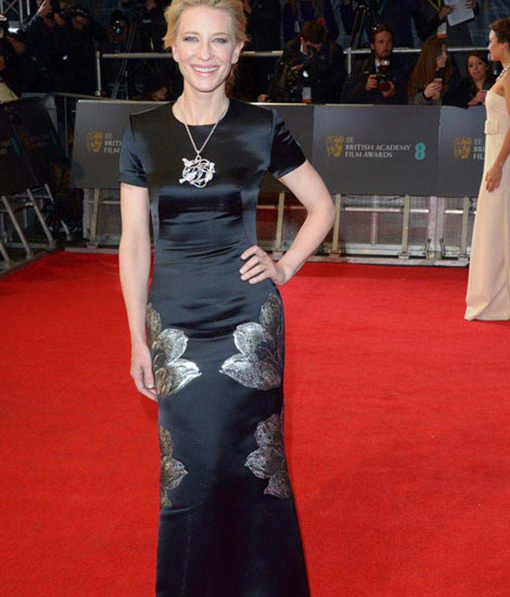 Cate Blanchett opta por Alexander Mc Queen