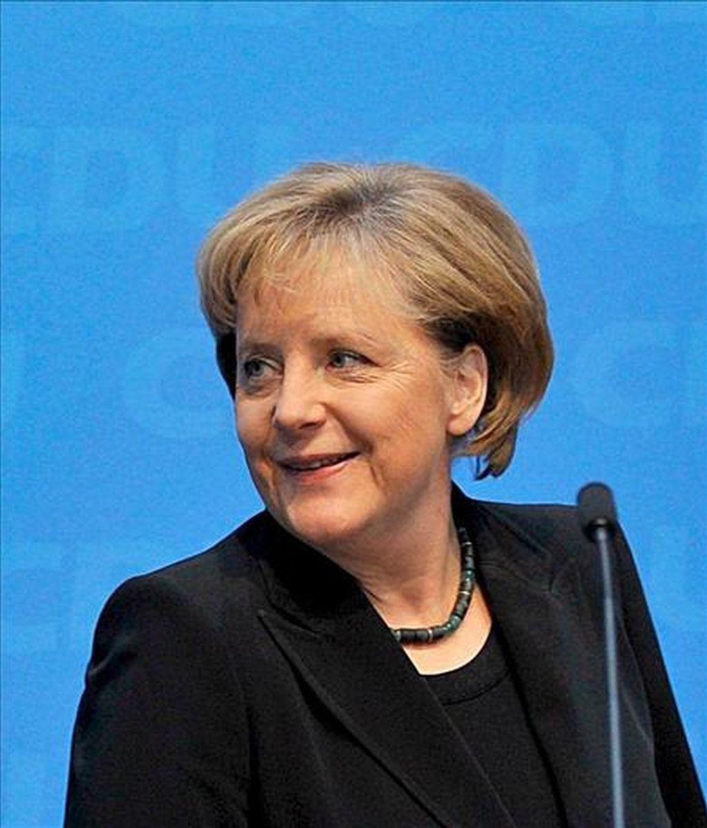 En la imagen, la canciller alemana, Angela Merkel. EFE/Archivo