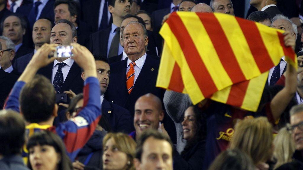 La fiesta del fútbol español, en imágenes