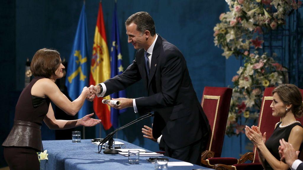Gala de los Premios Princesa de Asturias