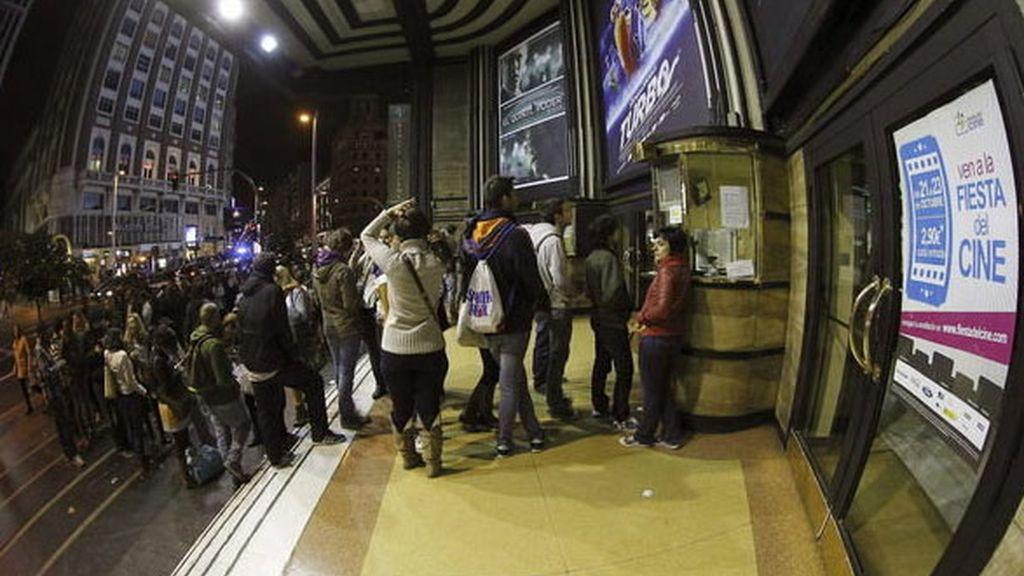 """Regresa la """"fiesta del cine"""" por menos de cinco euros"""