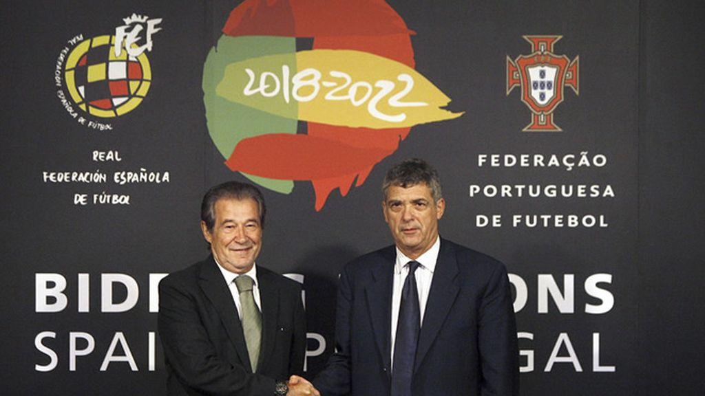 España y Portugal sueñan con organizar un Mundial