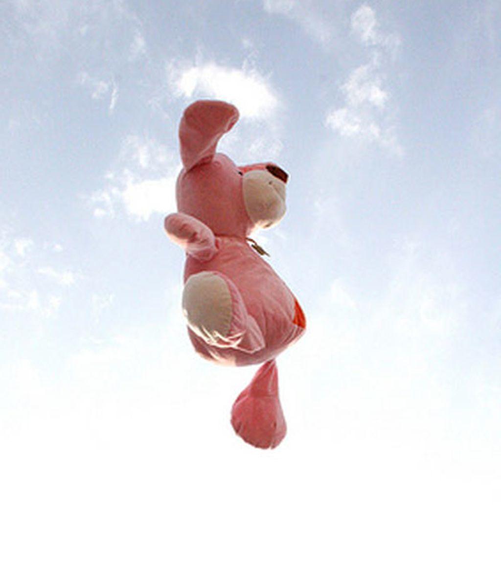 Peluche volador