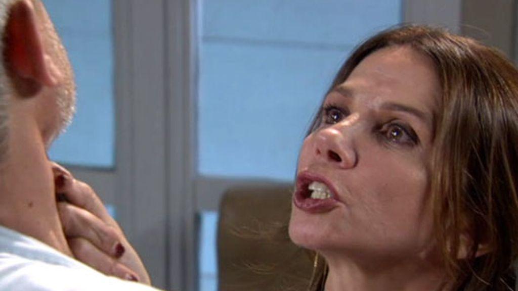 Victoria Abril interpreta a 'La polaca'