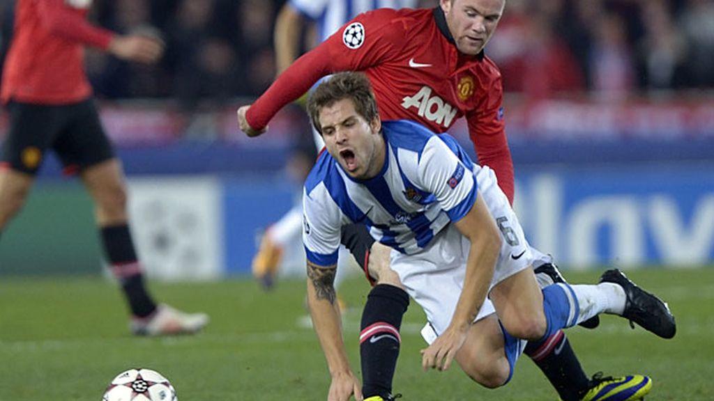 Rooney en Anoeta