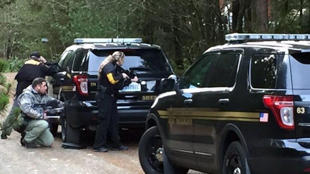Cinco muertos, incluido el autor, por un tiroteo en Washington