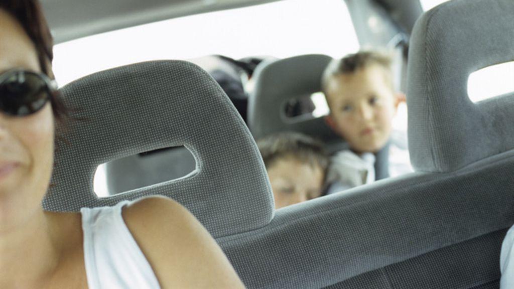 Dejar al niño en el coche es la causa más habitual de golpe de calor