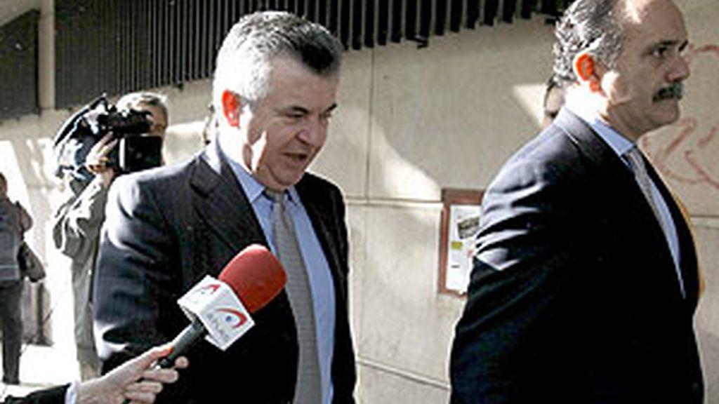 Juan Antonio Roca ingresa en la prisión de Soto del Real. Vídeo:Atlas.