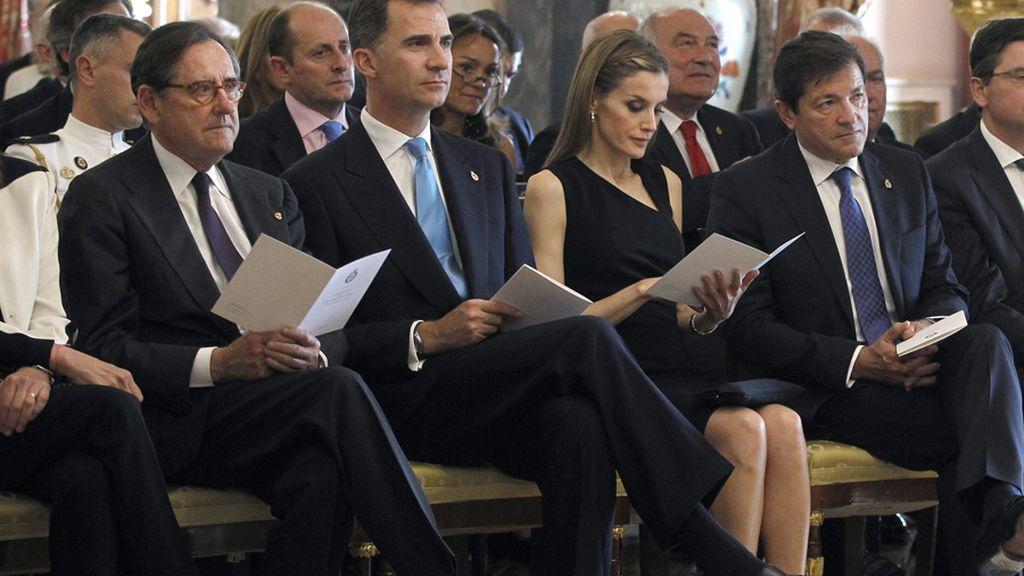El Príncipe Felipe manifiesta su voluntad de seguir al frente en la Fundación