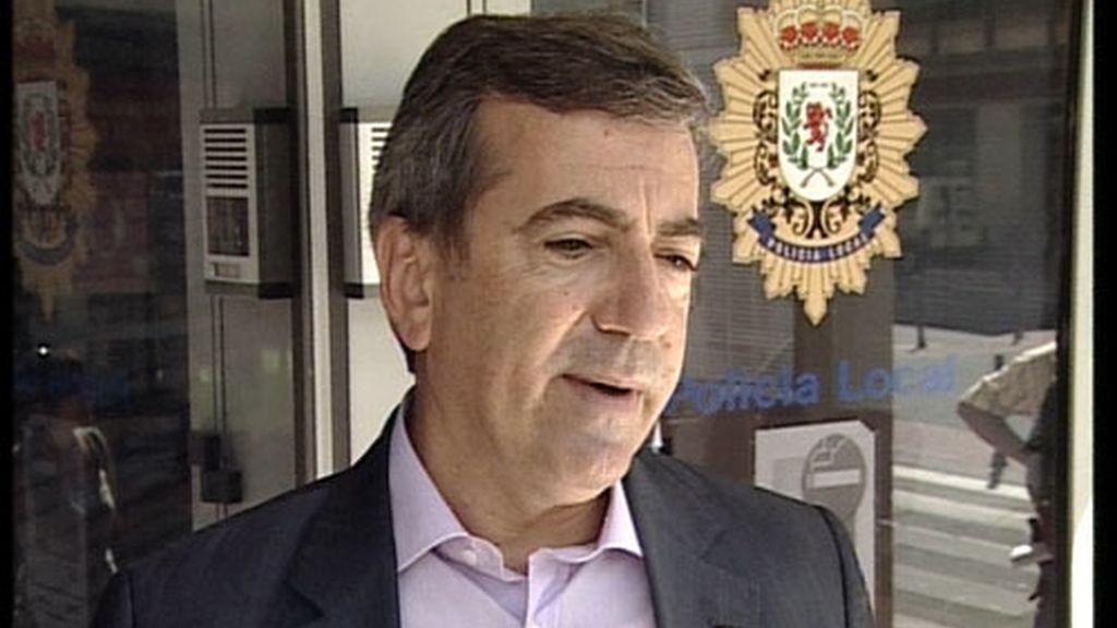 El ex Jefe de la Policía en Coslada se declara inocente, víctima de una venganza.