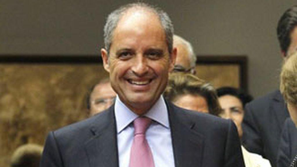 Francisco Camps acepta su culpabilidad FOTO: REUTERS