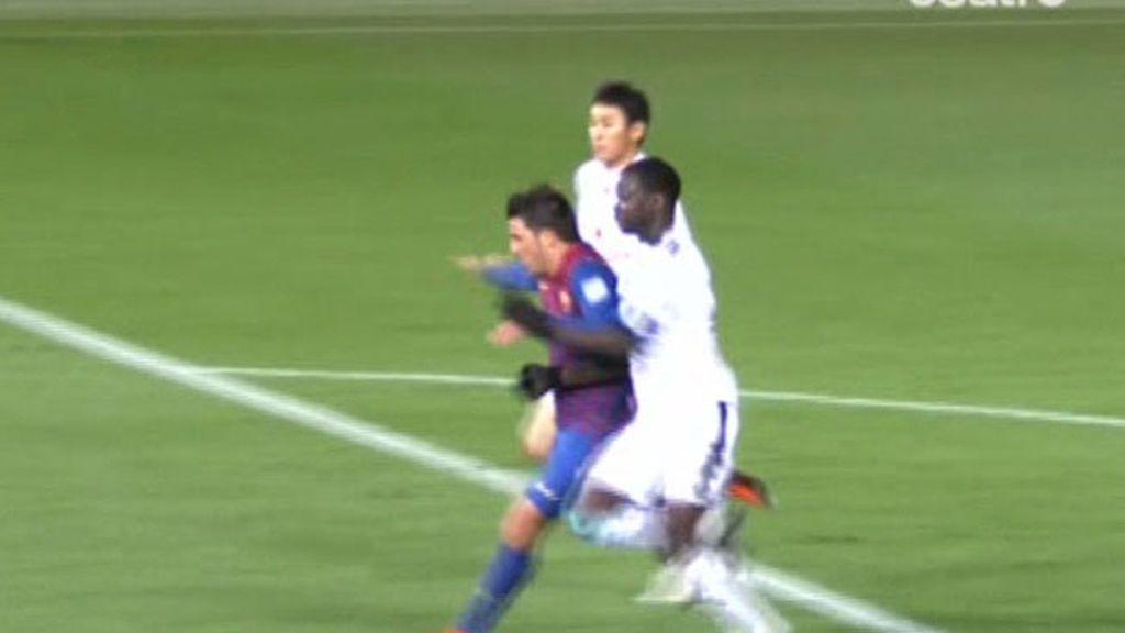 El jugador asturiano podría perderse la Eurocopa