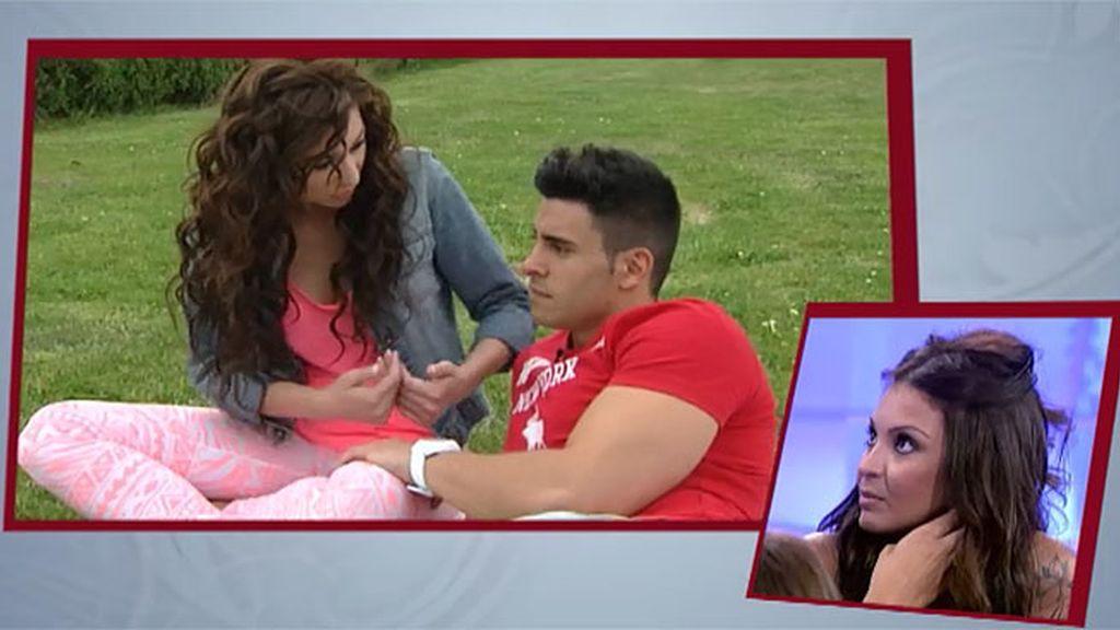 Connie quiere que Noel se vaya con ella de la mano