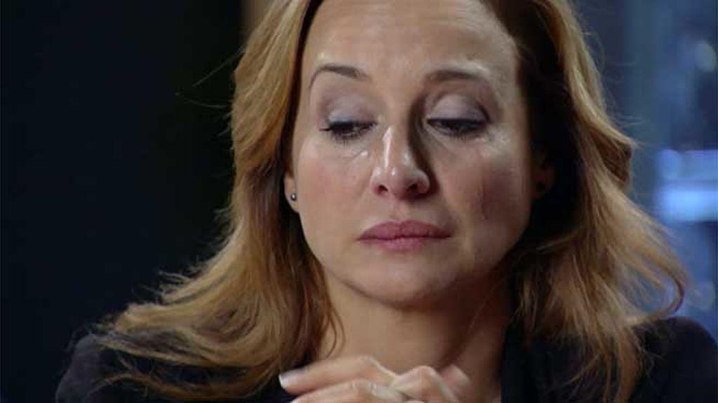 Alba busca al responsable de la muerte de su marido