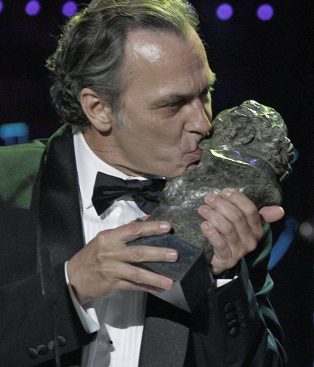 José Coronado logra el Goya al mejor actor