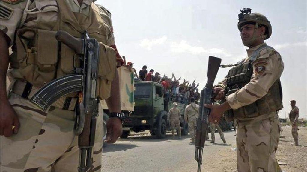 El principal clérigo chií de Irak, Alí al Sistani, llama a las armas contra el ISIS